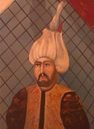 Sokollu Mehmed Pasha - Miniature of Sokollu Mehmed Pasha