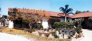 Soledad, California - Mission Nuestra Señora de la Soledad, the state's 13th Franciscan Spanish mission, is located just south of the town