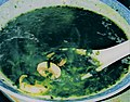 "Song dynasty's 'patriotic soup' (prepared in Fresno California) - 宋朝的""護國菜""(在加利福尼亞州弗雷斯諾市製備) (3).jpg"