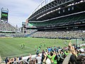 Sounders celebrating the third goal vs. Colorado Rapids.jpg