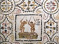 Sousse mosaic calendar September.JPG
