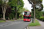 South Croydon: Croham Valley Road,