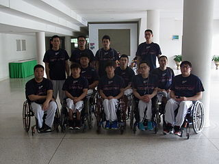 South Korea mens national wheelchair basketball team