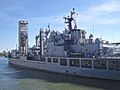 South Korean Navy vessels, Montreal (2013-10-19).jpg