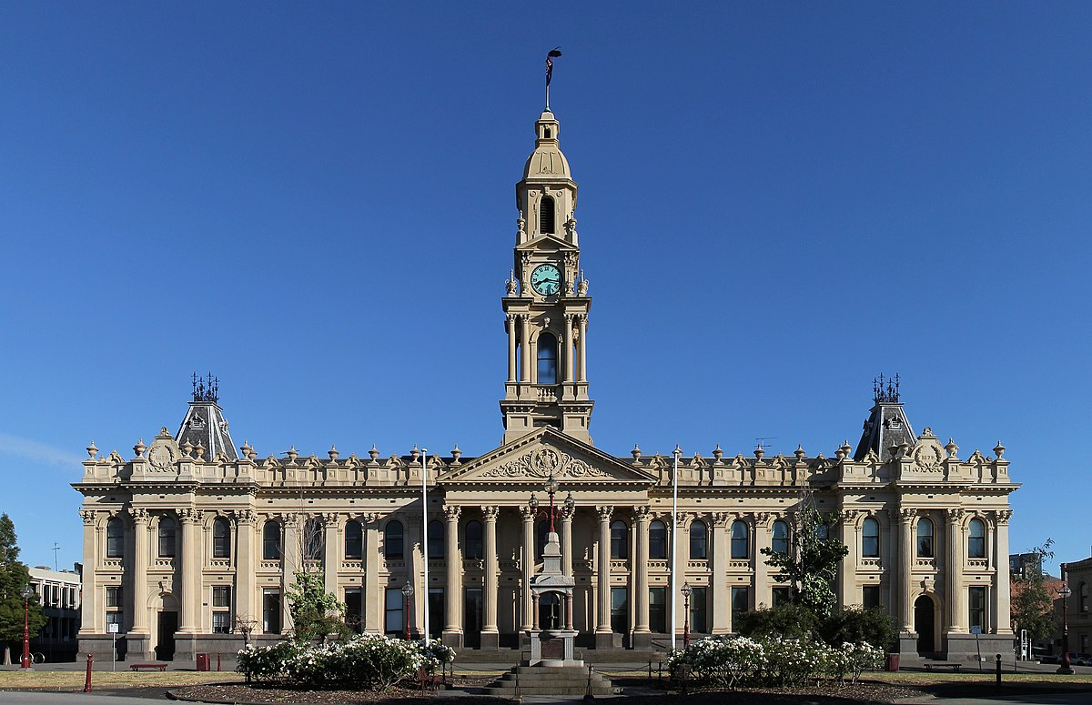 Image result for south melb town hall