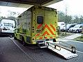 South Western Ambulance Service WX06UPL.jpg