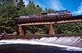 Southbound ZBRLC crossing Salmon Creek, near Oakridge Oregon, June 2000.jpeg