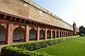 Southern Block with Gateway - Diwan-i-Am Courtyard - Agra Fort - Agra 2014-05-14 4184.JPG