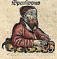 Speusippus Nuremberg Chronicle.jpg