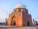 Splendid Shrine of Hazrat Baha-ud-din Zakariya.jpg