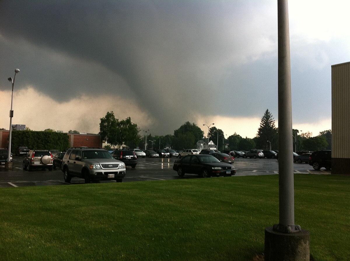 2011 New England Tornado Outbreak Wikipedia