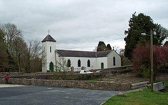 Drumcong - Image: St. Brigid's Church