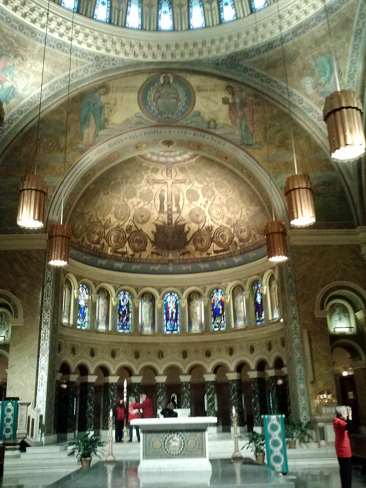 File:St. Clement Church, Lincoln Park, Chicago ...