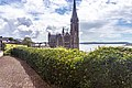 St. Colman's Cathedral is a Roman Catholic Cathedral located in Cobh, Ireland (7349160792).jpg