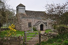 St. James' Church, Llangua - geograph.org.uk - 1286109.jpg