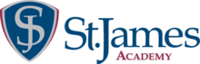 St. James Academy (Kansas) Logo.png