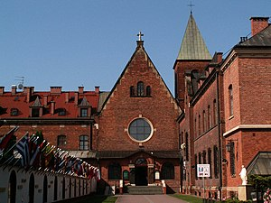 English: St. Joseph Chapel,Lagiewniki,Krakow,P...
