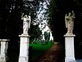 St. Peter's Roman Catholic Church Cemetery Sculpture - panoramio.jpg