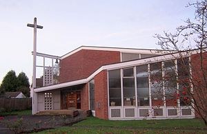 Patchway - St Chad's mixed Church of England and Methodist Church