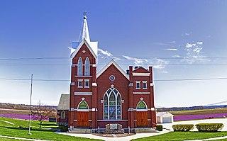 Farley, Missouri Village in Missouri, United States
