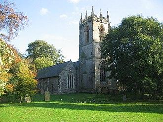 Beeford - St Leonard's Church, Beeford