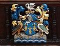 St Margaret, King's Lynn, Norfolk - Coat of Arms - geograph.org.uk - 1501300.jpg