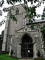 St Mary's church - tower and porch - geograph.org.uk - 942441.jpg