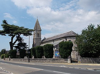 Barton, Isle of Wight - St Paul's Church, Barton