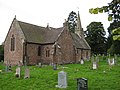 St Peter's church, from the northeast - geograph.org.uk - 1008478.jpg