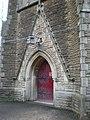 St Thomas' Church, Newhey, Doorway - geograph.org.uk - 1147052.jpg