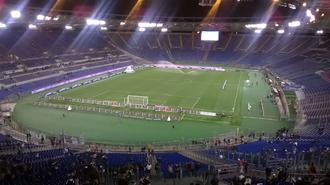 2013 Supercoppa Italiana - Image: Stadio Olimpico (Rome)