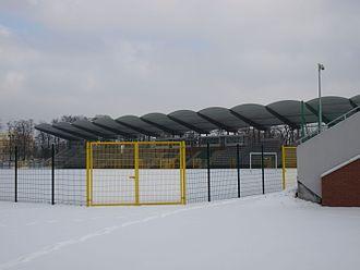 Miedź Legnica - White Eagle Stadium