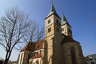 Murrhardt - Church in Murrhardt