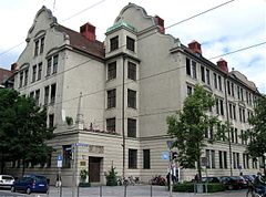 Liste Der Realschulen In München Wikiwand