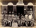 Staff who work in the jail or gardens for the Karachi Plague Wellcome V0029255.jpg