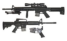 AR-15 style rifle - Wikipedia