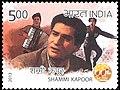 Stamp of India - 2013 - Colnect 477071 - Shammi Kapoor.jpeg