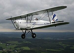 Stampe-Vertongen SV.4 - SV-4C D-EBSH