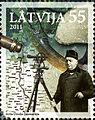 Stamps of Latvia, 2011-08.jpg