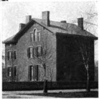Edwin Stanton - Stanton's home on Third Street in Steubenville