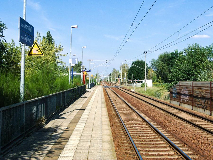 Cottbus-Merzdorf station