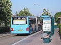 Station Ede-Wageningen bushalte valleilijn1.jpg