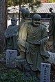 Statues by Tenryuji (2699799757).jpg