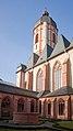 Stefansstraße 9 - Katholische Pfarrkirche St Stefan - westturm.jpg