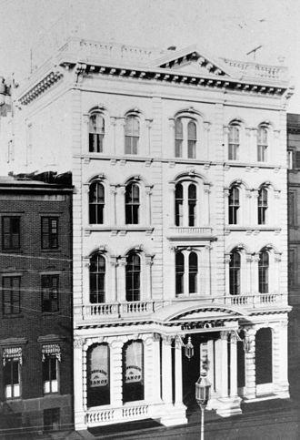 Steinway Hall - Steinway Hall on 14th Street