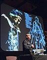 Stelarc conference Montréal (5103982338).jpg