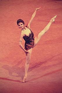 Galina Stepanenko Russian ballerina