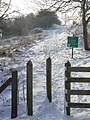 Stile on Crich Stand - geograph.org.uk - 1148263.jpg
