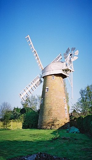 Stock Windmill - Image: Stock mill