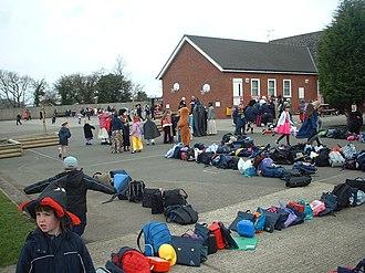 Stoke Mandeville - Image: Stoke Mandeville School
